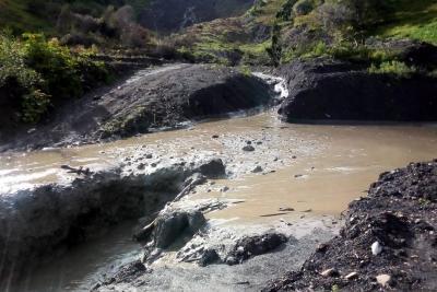 Alerta en Enciso, Santander, por reactivación de falla geológica