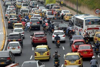 ¿Qué transporte es mejor en Bucaramanga durante la 'hora pico'?