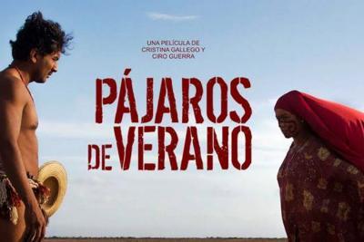 'Pájaros de verano' ganó el premio  a Mejor Película en el Festival Biarritz