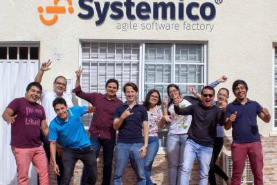 Una empresa para los emprendedores, eso es Systemico