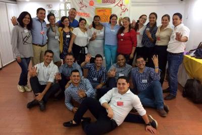 Cerca de 120 venezolanos en Bucaramanga recibirán entrenamiento de liderazgo gratuito