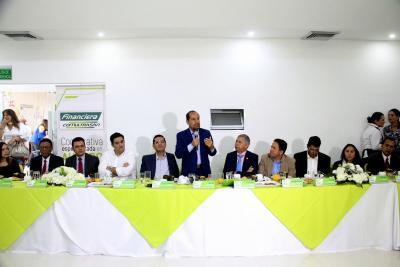 Financiera Comultrasan y UIS otorgarán becas en zonas rurales de Santander