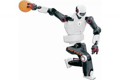 En Madrid se reúnen esta semana los robots más avanzados del mundo