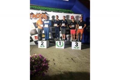 'JJ' terminó segundo en el Rally Raid de la Tatacoa