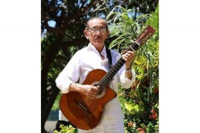 Lloran las guitarras del vallenato por la muerte  de Hugues Martínez