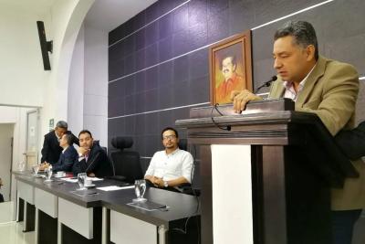 Con proposiciones relacionadas con el PAE, medio ambiente, explotación petrolera, infraestructura vial, entre otras, se instaló el tercer periodo de sesiones ordinarias de la Asamblea 2018.