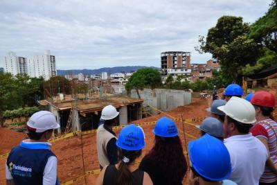 Villa Renacer tendría a sus primeros residentes antes de finalizar el año
