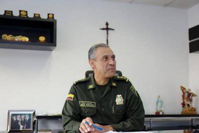 """""""Droga decomisada en espacio público será destruida en actos públicos"""": Policía"""
