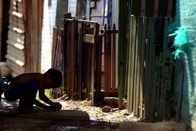 El drama de tener hambre en Bucaramanga y la lucha del Banco de Alimentos