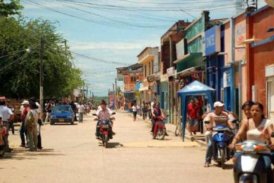 Choque de motocicletas terminó en una riña a bala en San Pablo