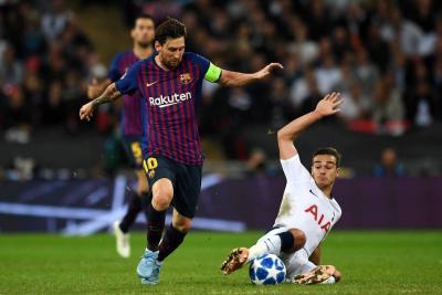 Messi, Griezmann y Neymar quieren la Liga de Campeones