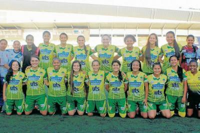 Selección Santander de fútbol femenino, a defender la casa