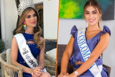 ¿Miss España respondió a Miss Colombia tras polémica?