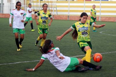 Santander goleó 8-0 a Arauca en el Zonal Nacional Juvenil de fútbol femenino