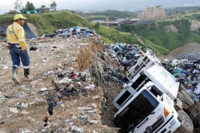 Autoridad ambiental alertó del riesgo de colapso en El Carrasco