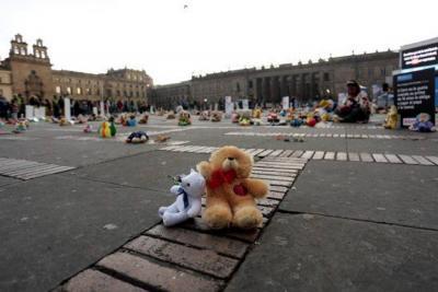 Al Congreso iría propuesta de cadena perpetua para violadores y asesinos de niños