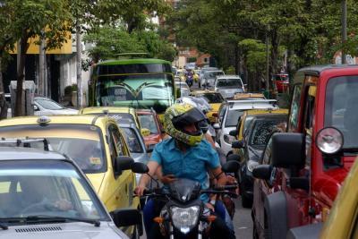 Estos son los cuatro puntos más ruidosos de Bucaramanga