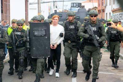 Así cayó el escurridizo criminal más buscado de Bucaramanga