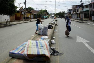 La ciudadanía se queja por el costo de la recolección del aseo