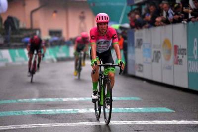 Rigoberto Urán: segundo en el Giro de Emilia