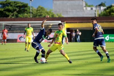 Alianza Petrolera, a pesar de dominar al Huila en varios momentos del partido, no logró hacer valer su control en el marcador y perdió 2-1 en calidad de visitante.