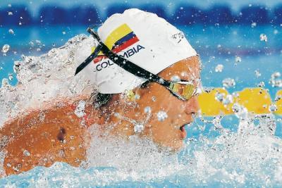 Carolina y Valentina, las 'olímpicas' de Santander