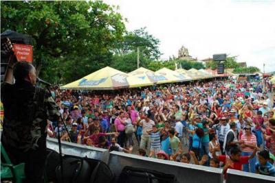 Los Santos se prepara para las ferias y fiestas