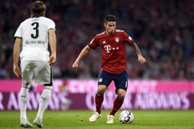 Ni con James, Bayern Múnich levanta cabeza en Alemania