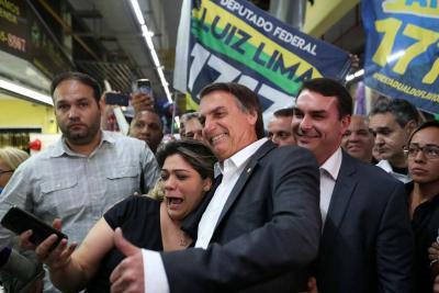 Brasil vive hoy las elecciones presidenciales más inciertas de las últimas tres décadas