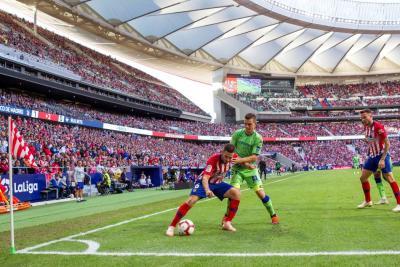 Atlético de Madrid le ganó 1-0 al Betis
