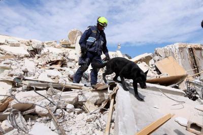 Al menos 11 muertos y 100 heridos en Haití tras un terremoto de 5,9 grados