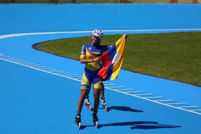 Colombia, bronce en BMX y sueña con oro en Patinaje