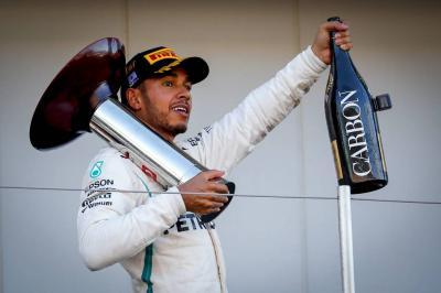 Hamilton ganó en Japón y se afianza como líder