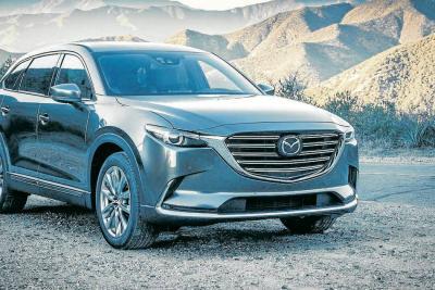 La Mazda CX-9 llega con versión de lujo