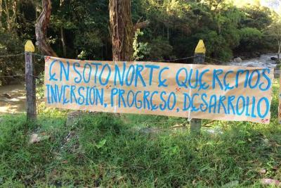 Voces a favor y en contra sobre la minería cerca al Páramo de Santurbán