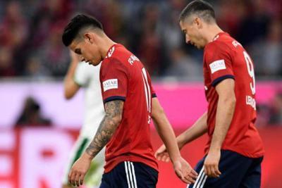 Lothar Matthäus culpa a James de crisis del Bayern