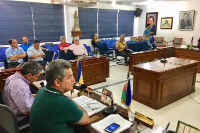 Concejales socializaron ítems del estatuto tributario