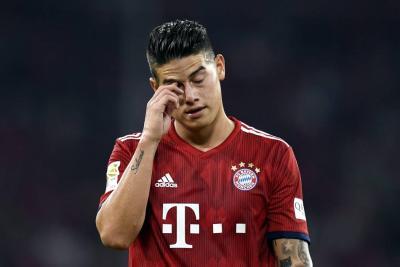 Cuestionamientos sobre la actitud del colombiano James Rodríguez en el campo de juego lanzó el alemán Lothar Matthäus.