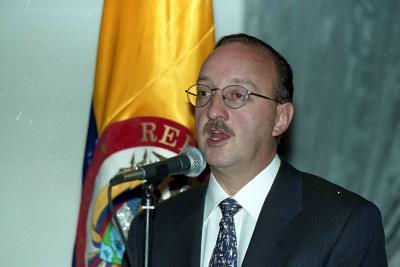 Colombia tiene nuevo embajador ante la ONU