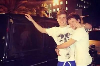 Policía rusa detuvo a futbolistas Kokorin y Mamáev por vandalismo