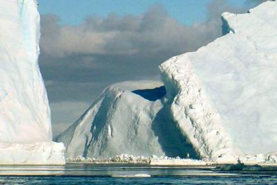 Otro iceberg de la Antártida se desprenderá