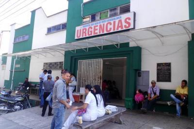 Por hacer reclamo a un vecino, agricultor recibió disparo en la cabeza en Santander