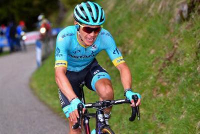 El ciclista colombiano Miguel Ángel Supermán López (Astana) continúa impresionando con su buen andar esta temporada. El final de la carrera se polemizó por un supuesto bloqueo de Gaudu sobre 'Súperman' López.