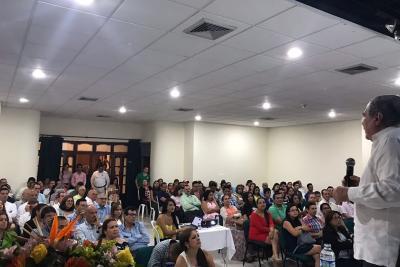 San Gil se prepara para el II Encuentro Empresarial Fenalco Sur de Santander