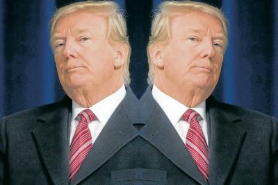 Donald Trump ha desatado tormentas políticas por su particular estilo de gobernar