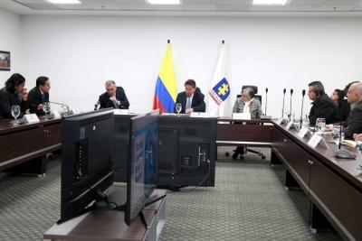 Citan a reunión interinstitucional para tratar caso Santrich