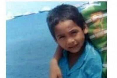 Niño de seis años cumple 20 días desaparecido en Santa Marta