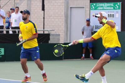Juan Sebastián Cabal y Robert Farah a semifinales del ATP Máster de Shangai