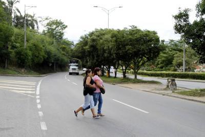 María Josefina Osorio (foto) intentó cruzar el Anillo Vial, en sentido norte - sur, cuando fue arrollada por un automóvil Renault Megan.