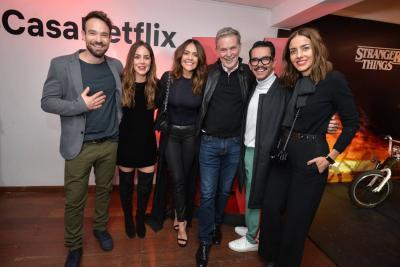 Las nuevas apuestas  de Netflix en Colombia